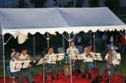 陸上自衛隊中央音楽隊による演奏は昨年も好評を博した