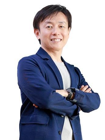 講師の青野慶久さん
