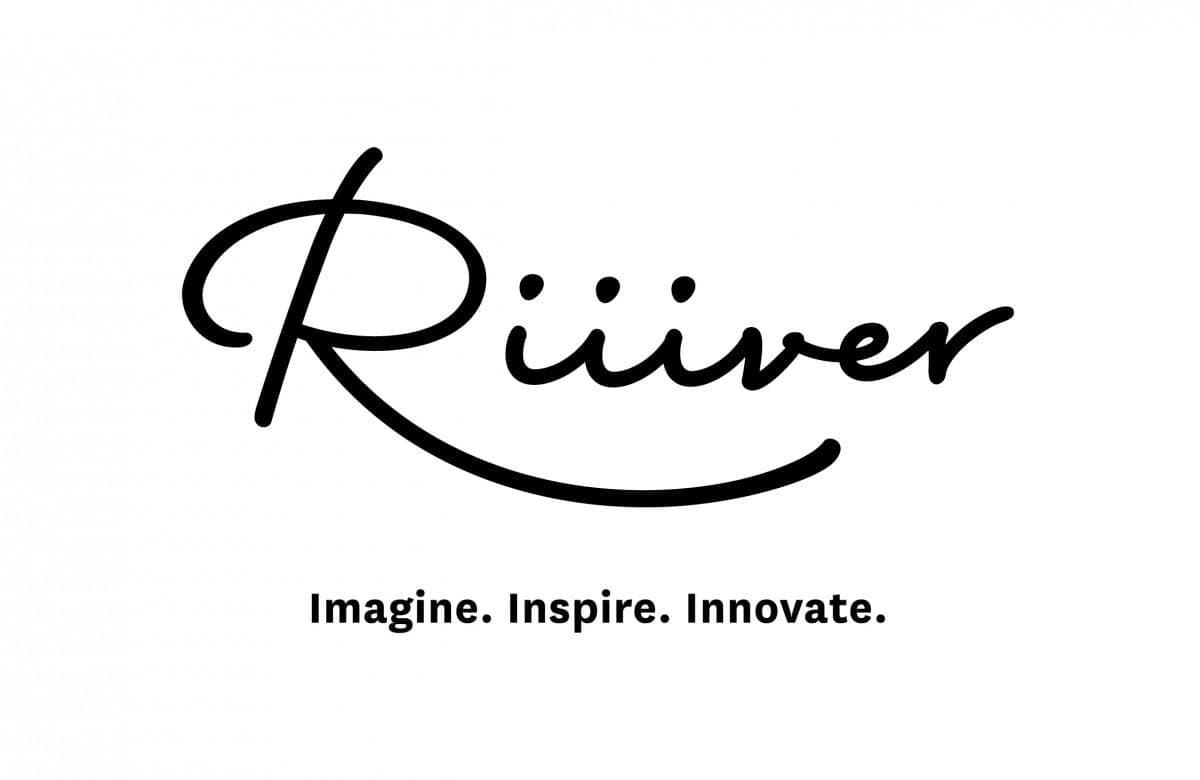 「Riiiver」の3つの「i」は「Imagine」「Inspire」「Innovate」を指す