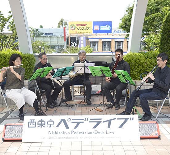 「プレライブ#0(ゼロ)」の様子。「西東京フィルハーモニーオーケストラ」の演奏で幕を開けた