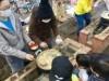 西東京で「防災かまど」のイベント 豚汁や焼き芋の提供も