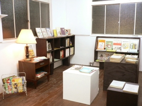 honeycomb Books* 店舗内の様子