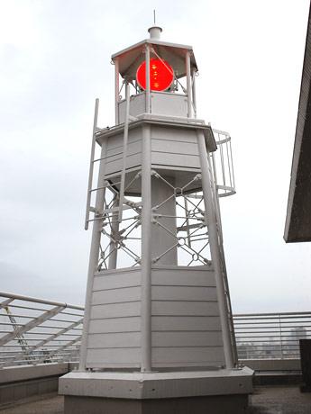 「灯台記念日」に公開した灯台