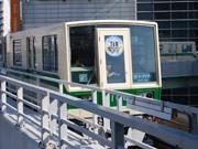 28年の運行に幕-神戸「ポートライナー8000型」最後の車両が引退
