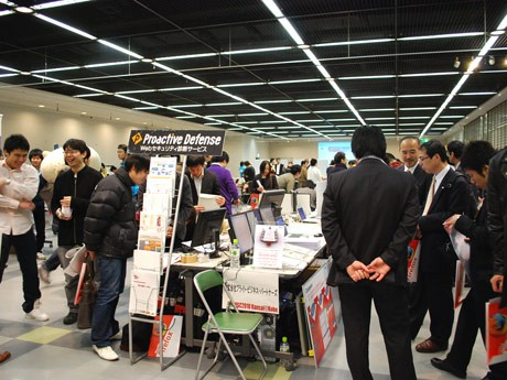 神戸で初めて開かれたオープンソースカンファレンス開催の様子