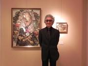 神戸ポートピアホテルで洋画家・石阪春生さん作品展-開業30周年で