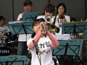 アマチュアジャズビッグバンド「スガ部」が好演-神戸元町ミュージックウィークで