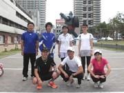 フィットネスで「神戸マラソン」に向けたトレーニング企画-コース試走も