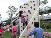 みなとのもり公園で「アースデイ神戸」-135団体参加、6300人が来場