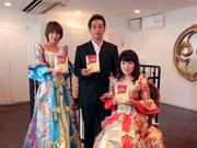神戸で「発芽ハトムギ茶」ブロガー試飲会-「うろこの家」パッケージで復元