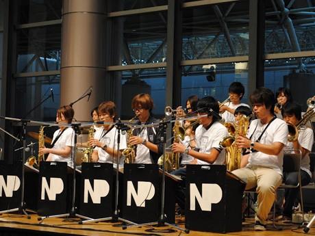 大学生が運営する音楽イベント「Swing Jazz Cruise(スイング・ジャズ・クルーズ) in 神戸」