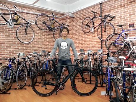 神戸・三宮の老舗自転車店「ヤマダサイクルセンター」が改装オープン
