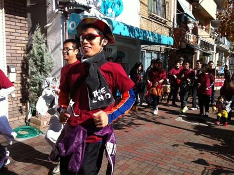 「第2回神戸シャルソン」が神戸市内全域で開催される