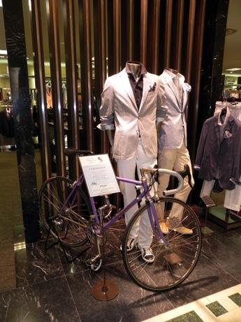 自転車ショップが「街乗り自転車スタイル」を提案