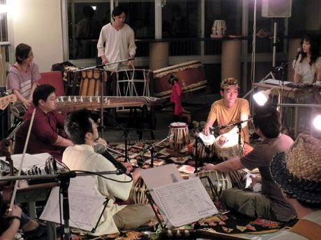 インドの代表的打楽器・タブラー奏者たち