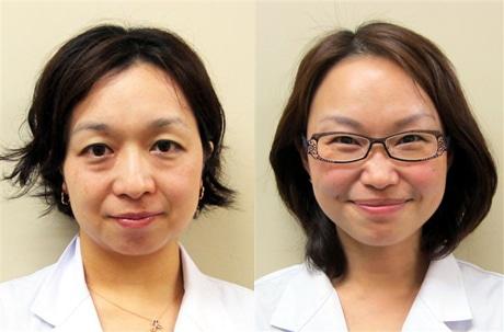 麻酔科医・魚川礼子さん(左)と産婦人科医・宋美玄(そん・みひょん)さん(右)