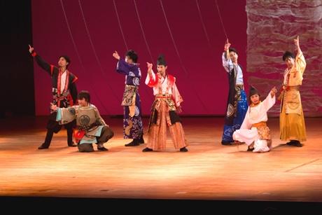 神戸・清盛隊が3周年を迎えた
