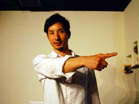 「亀ちゃん」の愛称で親しまれる亀山貴也さん