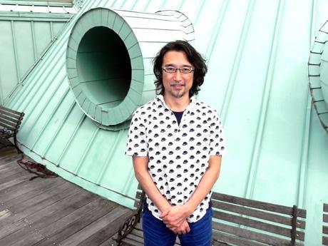 CAF委員長を務める「ポリゴン・ピクチュアズ」の塩田周三社長