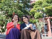 神戸北野に袴レンタル専門店「はいからさん神戸」 レトロスタイルで街歩き