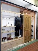 神戸・モトコー3にメンズ衣料品店 オリジナルブランド立ち上げで