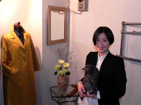 「雑駁商会 元町店」店長の前田茉莉耶さん