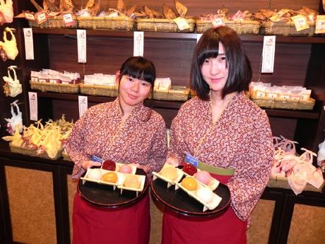 純和風化粧品店「神戸北野蒟蒻しゃぼん」がオープンした