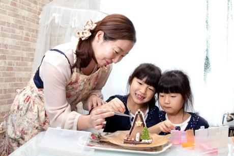 「日本サロネーゼ協会(JSA)」アイシングクッキー資格認定講師の中村篤子さん