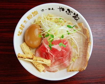 三宮のラーメンゾーン「麺ロード」、シーズン8に突入 神戸の人気4店集結