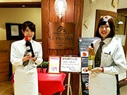 神戸のイタリア料理店がグラスワイン飲み放題無料に プレミアムフライデーで