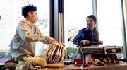 神戸・北野で北インド古典音楽コンサート インド料理ビュッフェも