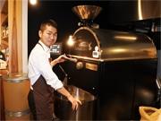 神戸のコーヒー店「ランドメイド」1周年 小児がん専門治療施設を支援