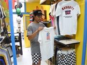 神戸・モトコー3にオリジナルブランド店 デザイナーが初の実店舗