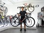 神戸・三宮の老舗自転車店「ヤマダサイクルセンター」が営業再開 火災休業から復活