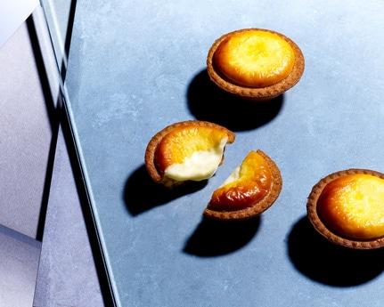 「BAKE CHEESE TART」のチーズタルト