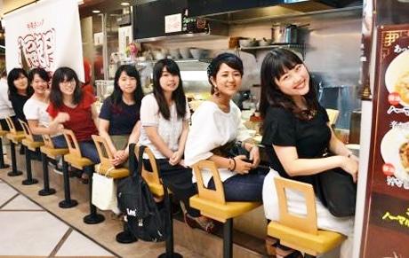 関西の女子大学生が「大切な男性と食べたいラーメン」考案 三宮「麺ロード」で提供