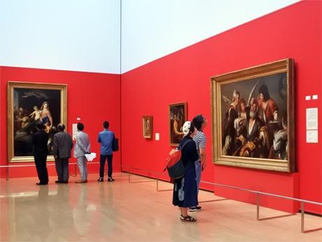 兵庫県立美術館で特別展「大エルミタージュ美術館展 オールドマスター 西洋絵画の巨匠たち」が始まった。