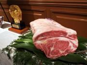 神戸のホテルで「但馬フェア」 希少な「極上但馬牛」、初提供