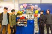 神戸発ロックバンド「フレデリック」が初のアリーナ公演 ワールド記念ホールで