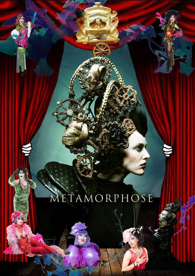 「美容界のシルク・ドゥ・ソレイユ」と賞賛されたLisa YAMASAKIさんによるヘアショー「METAMORPHOSE」開催