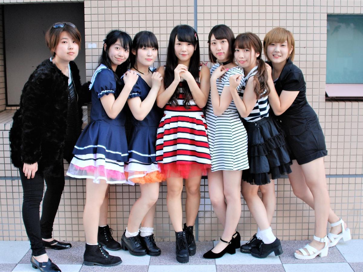 8月26日にデビューした神戸発マリン系アイドルダンスボーカルユニット「La mer fest(ラメール フェスト)」