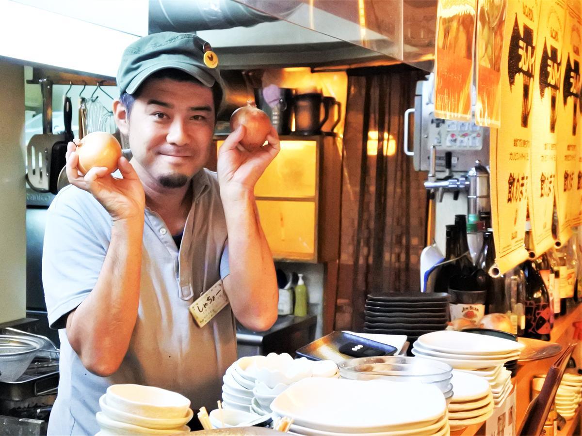 鳥料理の店「ダイニング居酒屋 鶏バル」店主の大西啓太さん
