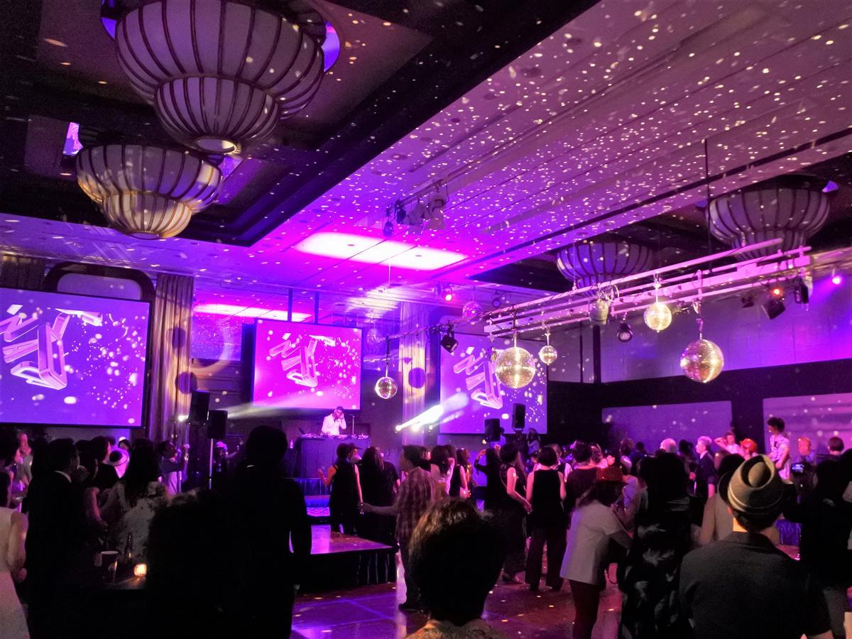 神戸メリケンパークオリエンタルホテルでディスコパーティー 第2回開催 ...
