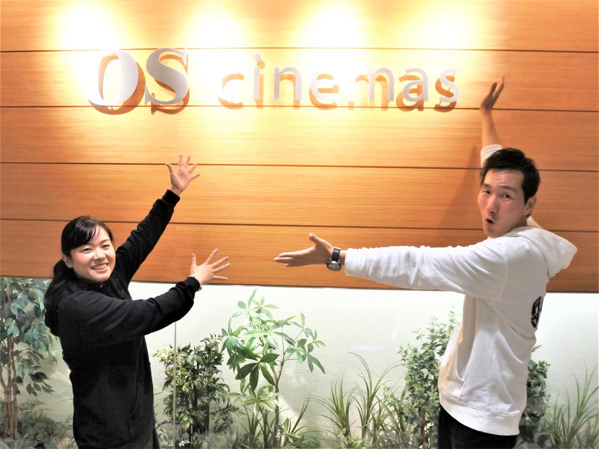 主人公で謎のボイストレーナー「みぽりん」こと山田みほ役の垣尾麻美さん(左)、松本大樹監督(右)