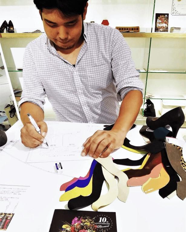 外反母趾専用シューズブランド「Premiere(プルミエ)」を立ち上げた神戸・長田の3代目靴職人・呉原進さん