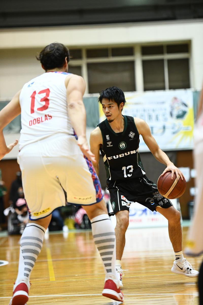 神戸出身の「西宮ストークス」道原紀晃選手