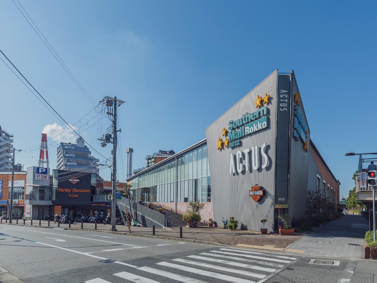 開業20周年を迎えた神戸・新在家にあるショッピングモール「サザンモール六甲B612」