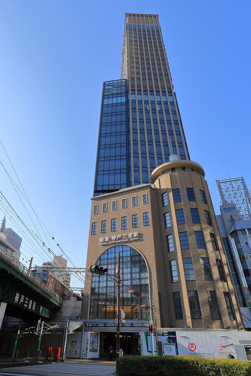 「神戸三宮阪急ビル」、4月26日開業 三宮のランドマーク目指す