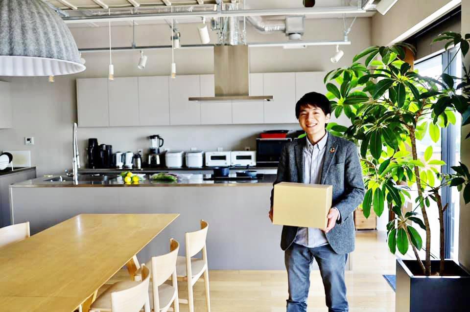 現役大学生でもあり、ビーガン事業を展開する「ブイクック」社長の工藤柊さん