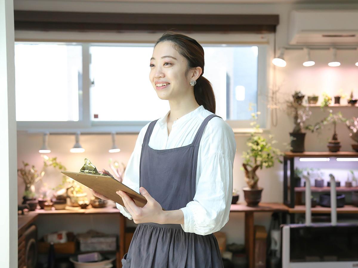 「yurikago SPA」代表を務める自然派セラピストの平岡真美さん